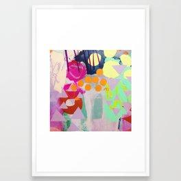 kezz5 Framed Art Print