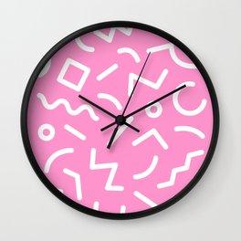 Flamenco No. 1 Wall Clock