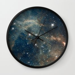 Cool Space Wall Clock