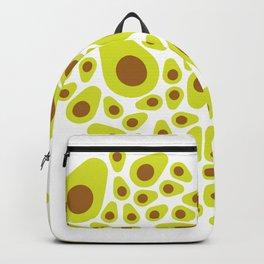 Avocado Heart Backpack