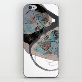 Love you till the very end iPhone Skin