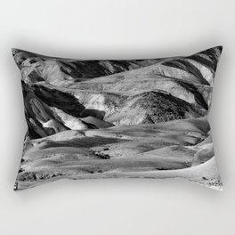 Driving across the Judean Desert Rectangular Pillow