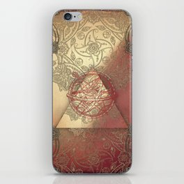By Eternal Time iPhone Skin