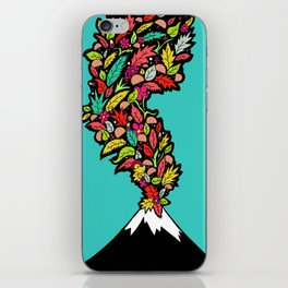 Volcanic Autumn iPhone Skin