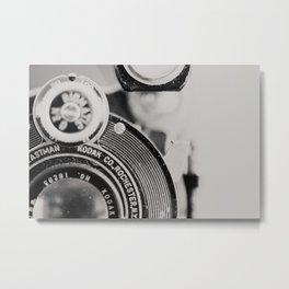 vintage kodak camera #1 Metal Print