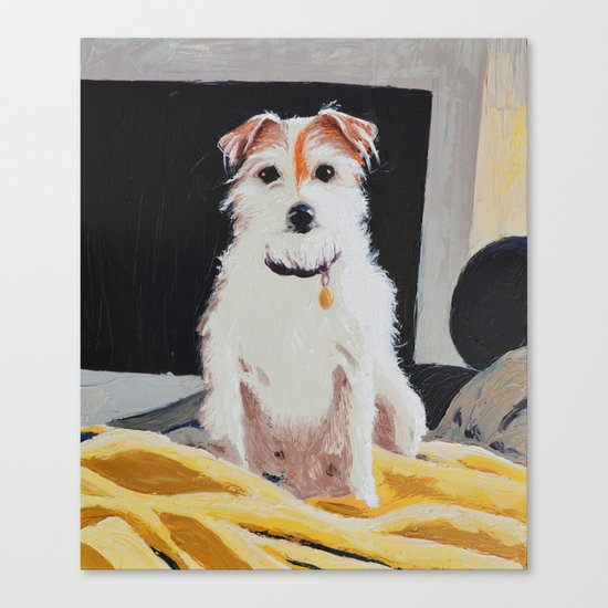 Dory Canvas Print