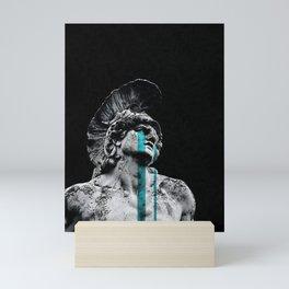 The tears of Achilles Mini Art Print