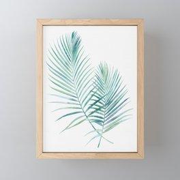 Jungle Flora Framed Mini Art Print