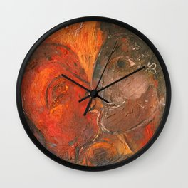 1000 years old love Wall Clock