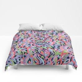 Foral design Comforters