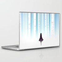 birch Laptop & iPad Skins featuring Birch by Scott Uminga
