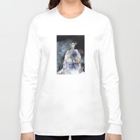 virginia Long Sleeve T-shirts featuring Virginia by Iris V.