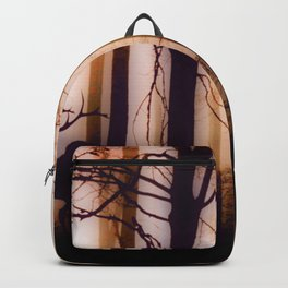 Deer in the magic forest Backpack