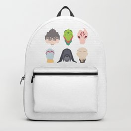 Choose Your Party No. 2 Backpack