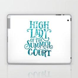 High Lady Summer Court ACOTAR Laptop & iPad Skin
