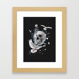Visio Framed Art Print