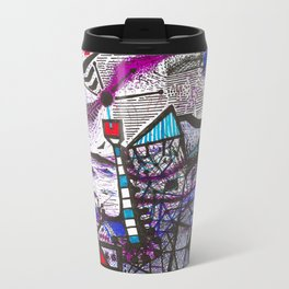 Thinking of trusses and aerials. Metal Travel Mug