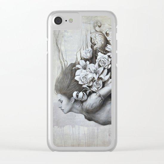 Le jardin d'Alice Clear iPhone Case