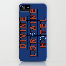 Divine Lorraine Hotel iPhone (5, 5s) Slim Case