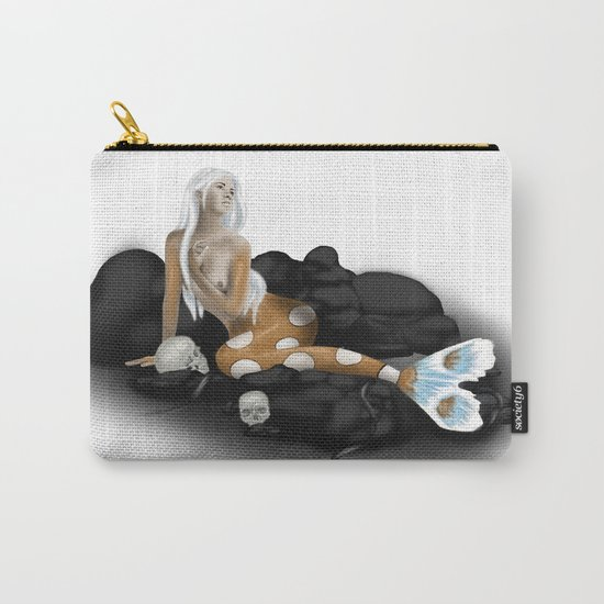 Dangerous Mermaid Carry-All Pouch
