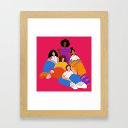 IWD 2021 Framed Art Print