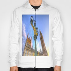 Houses Of Parliament London Hoody