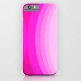 Moons - Pinks iPhone Case