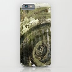 1800's Gravestone Art Series 2 iPhone 6s Slim Case