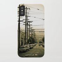 street iPhone & iPod Cases featuring street by petervirth photography