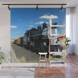 Cumbres And Toltec Steam Engine Wall Mural