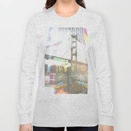 SF to NY Long Sleeve T-shirt