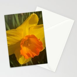 yellow! you're as cute as a marshmellow! Stationery Cards