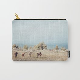 Oregon Wilderness Horses Carry-All Pouch