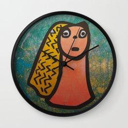 Atlantis Icon Wall Clock