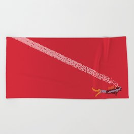 Scuba diving – Embroidered Beach Towel