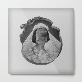 Bride II Metal Print