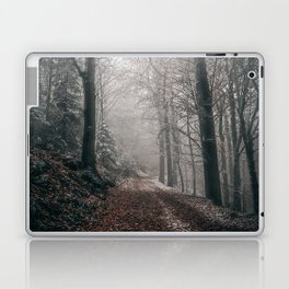 Forest path Laptop & iPad Skin