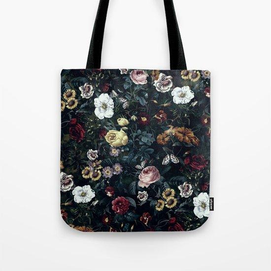 Botanical Garden V Tote Bag