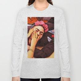 Frida y Chavela Long Sleeve T-shirt
