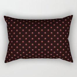 2001: A Space Odyssey - HAL 9000 (1968) Rectangular Pillow