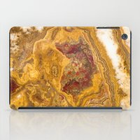 white marble iPad Cases featuring Marble by Santo Sagese