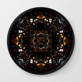 Candles: Vieille Ville Wall Clock