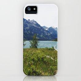 Quiet Spot iPhone Case