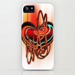 Fesseln der Liebe iPhone Case