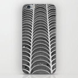 Layers, Marina Towers iPhone Skin