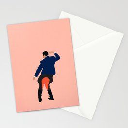 Kidnapping Caucasian Styla Stationery Cards