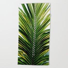 TropIc Beach Towel