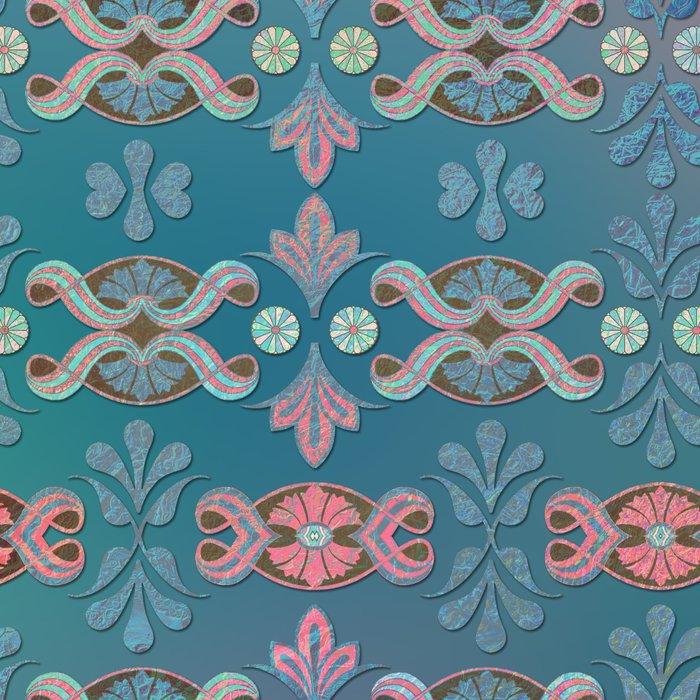 Ornamental Pattern Leggings