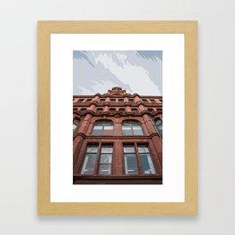 Stevenson Framed Art Print