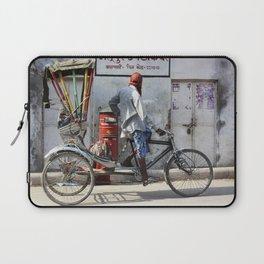 Indian rickshaw Laptop Sleeve